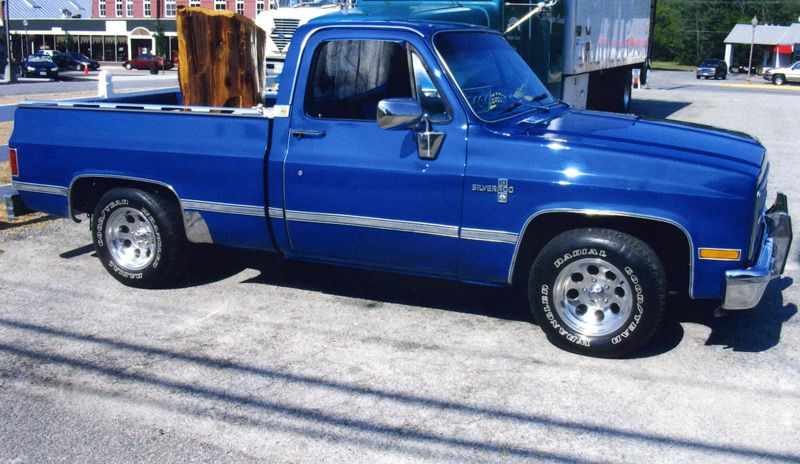 1985 Chevy Truck Customer Submitted Pictures Of 1973 1987 Chevy Trucks Lmctruck Com Chevy Trucks 1985 Chevy Truck Trucks