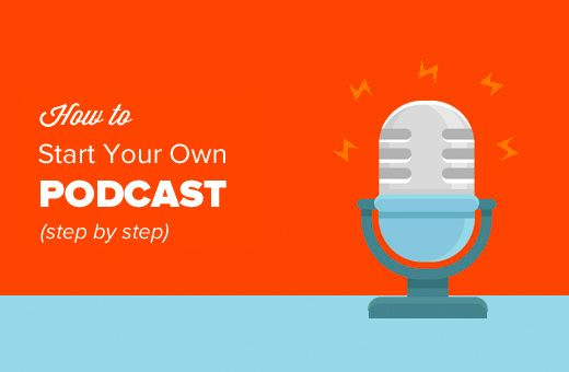 Want to start your own podcast? Here's a step by step guide on how to start a podcast, create a podcast website with WordPress, and get more subscribers.