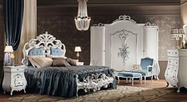 Chambre baroque de vos rêves- 32 idées sur la décoration   Chambre ...