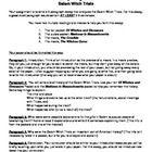 How do you write compare contrast essay