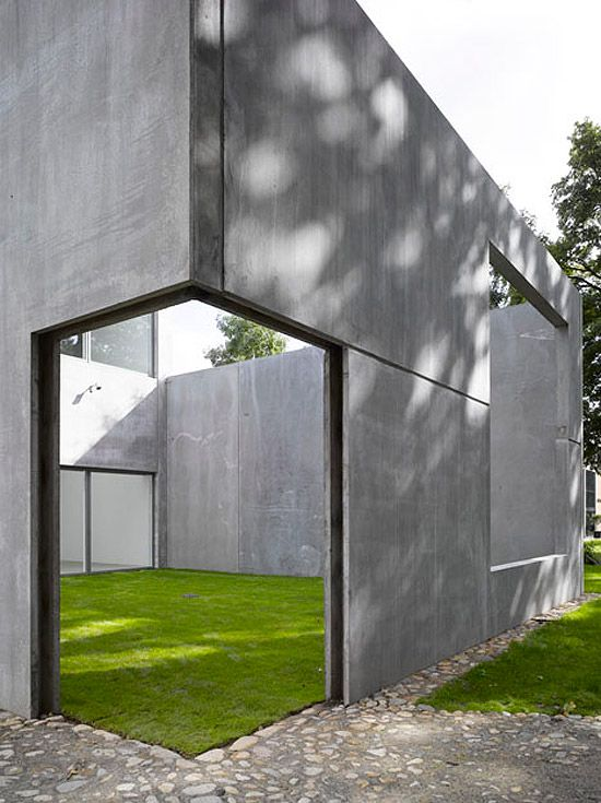 Four Boxes Gallery | Krabbesholm Højskole College in Skive, Denmark | Atelier Bow-Wow