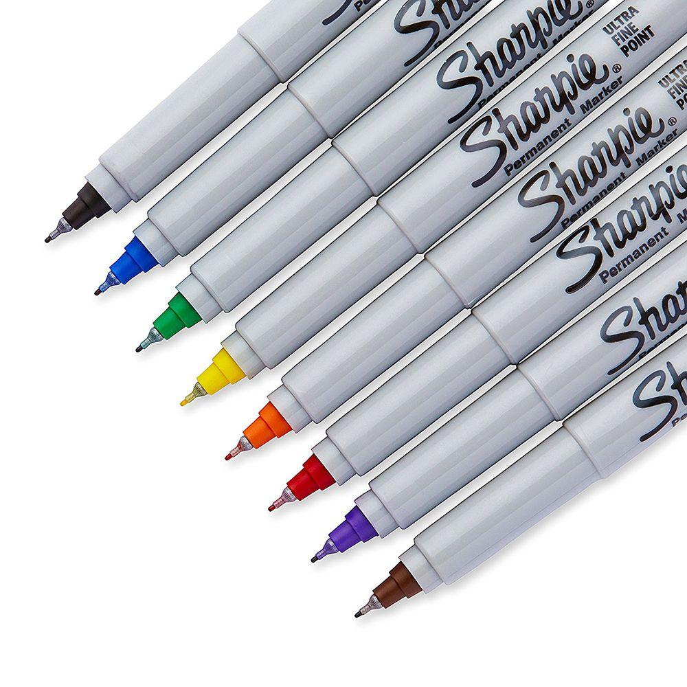 Choosing The Right Pen For Handmade Paper Sharpie Sharpie Permanent Markers Sharpie Fine
