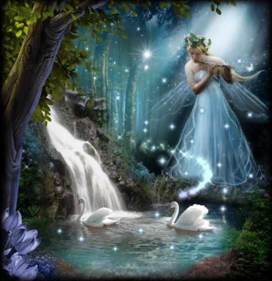 """""""Find the things that make your heart sing, and your soul soar with the freedom and all the glorious wonders that life has to offer.""""  - Jasmeine Moonsong  **original artwork by: biird:"""