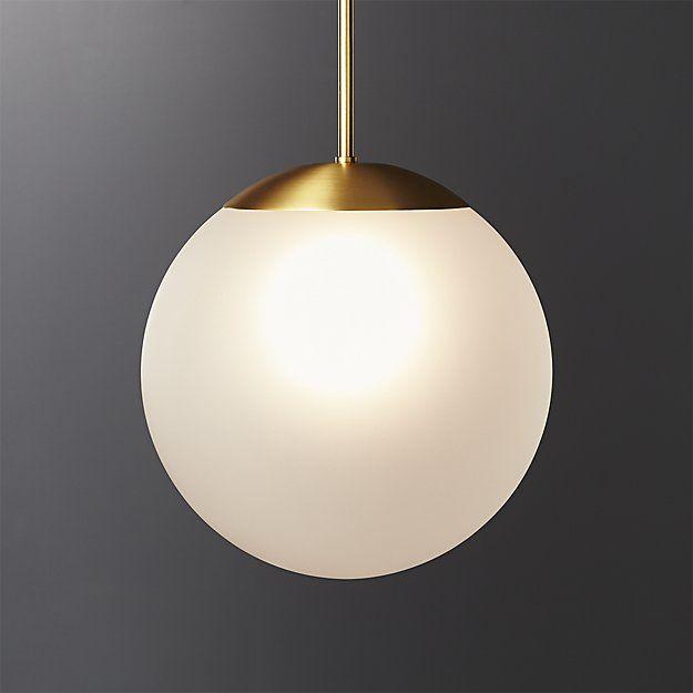 Pendant Outdoor Indoor Vega Brass LightLighting CB2 YbfyvmI6g7