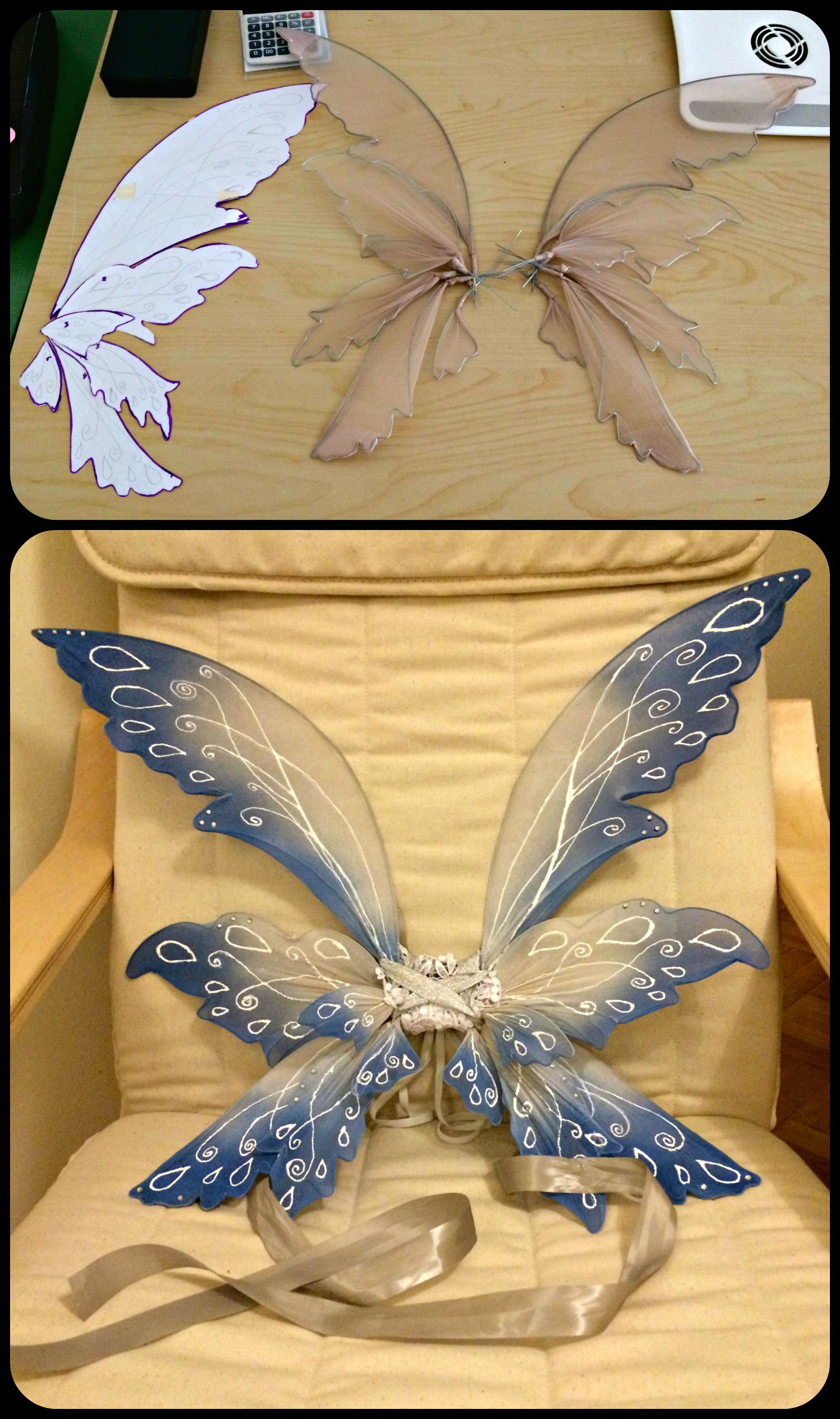 Pin By Polyxeni Charalampidou On My Crafts Fairy Diy
