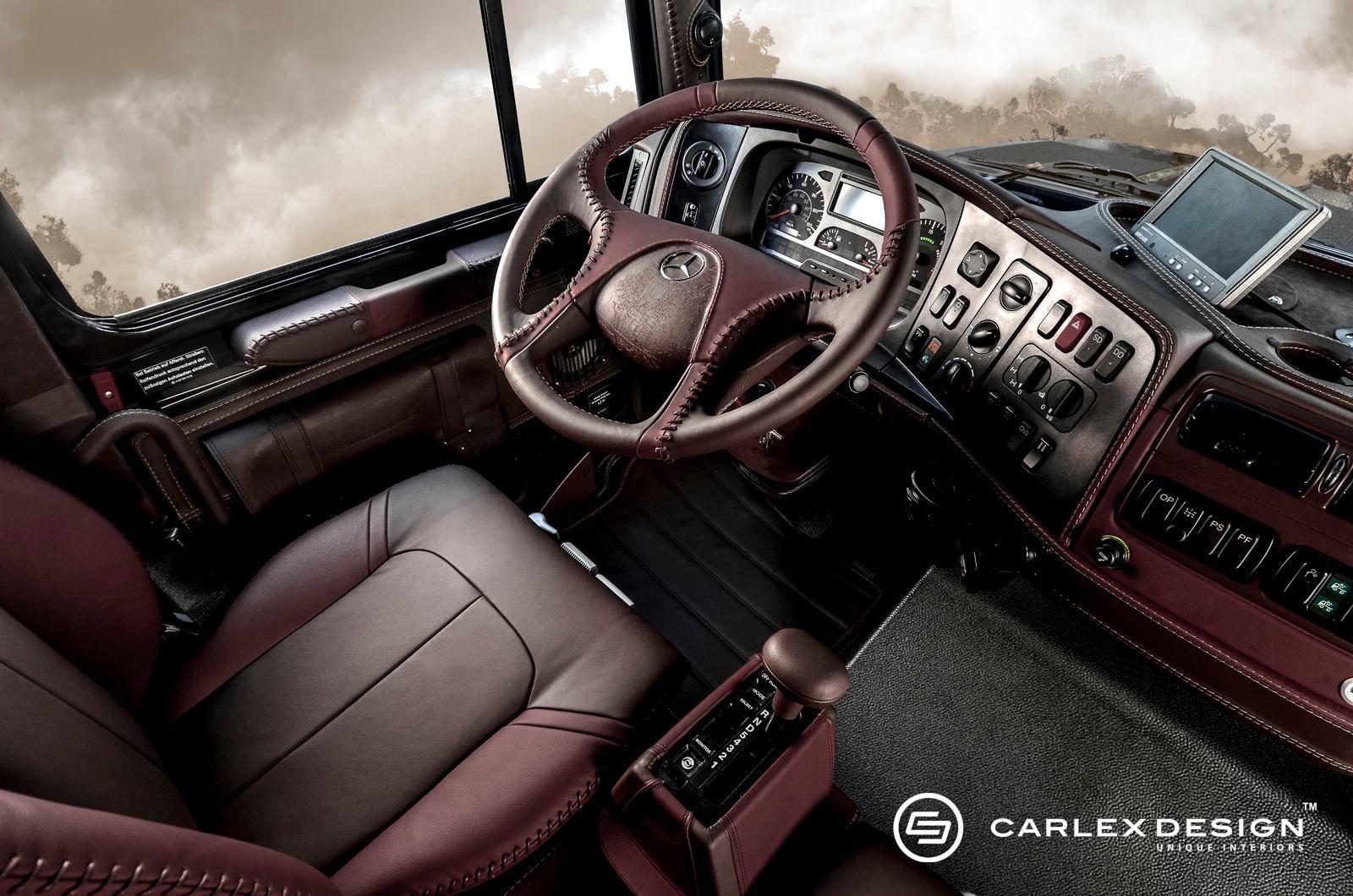 mercedes benz zetros interior mercedes benz zetros. Black Bedroom Furniture Sets. Home Design Ideas