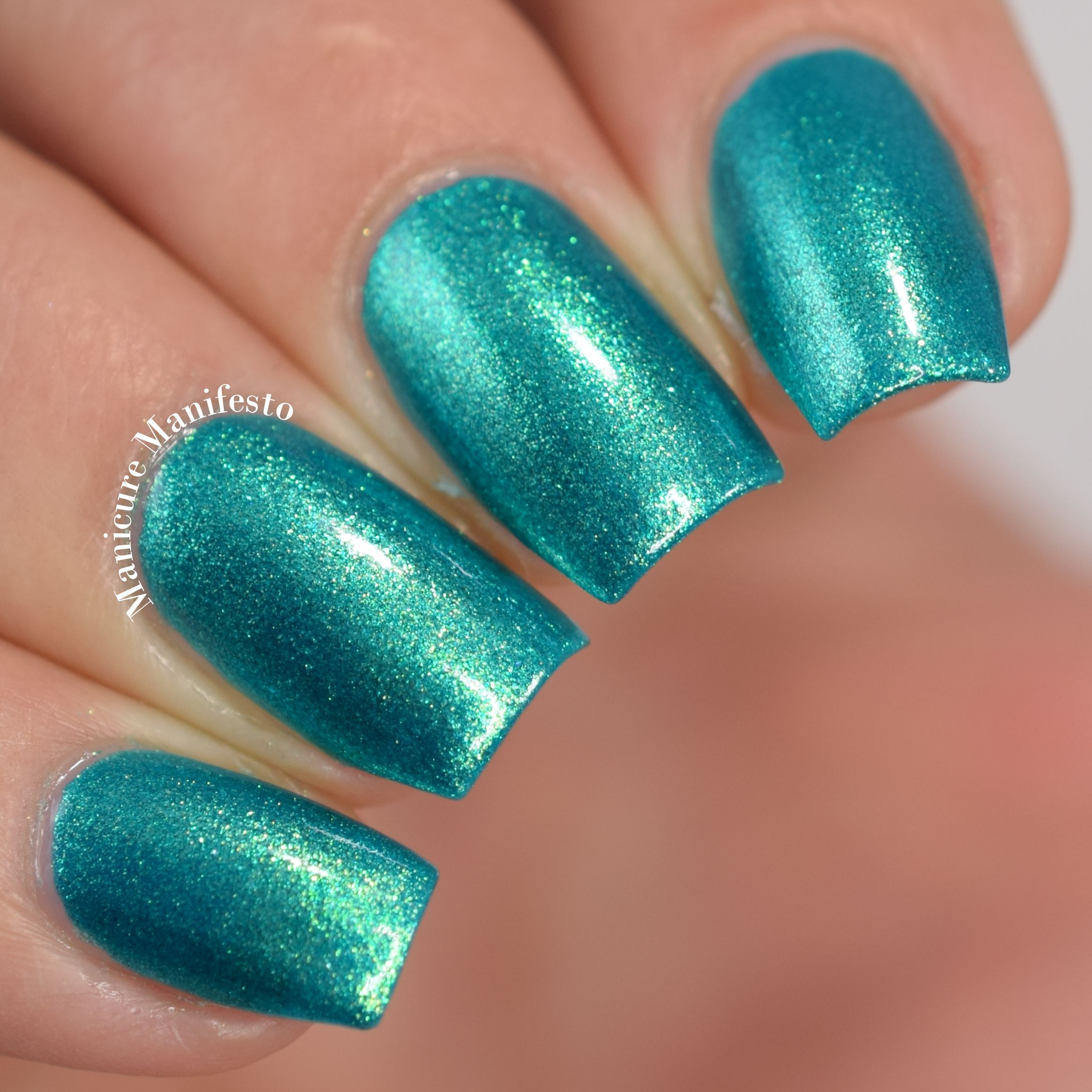 Emily De Molly Swimming In Circles December 2017 Release Nail