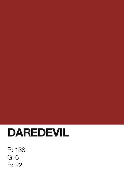 designer identifies the pantone colors of superheroes designtaxi com red color ginifab cmyk to used book