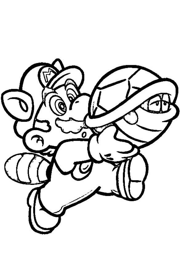 Print Coloring Image Momjunction Mario Coloring Pages Super Mario Coloring Pages Super Coloring Pages