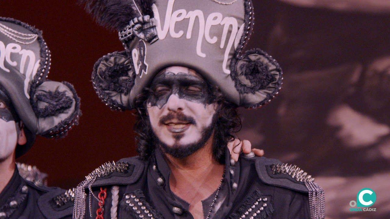 Comparsa La Eterna Banda Del Capitán Veneno Antología Youtube Antologia Banda Carnaval