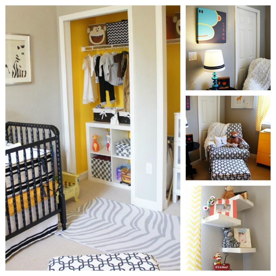 Love the bright yellow closet stormageddon pinterest yellow