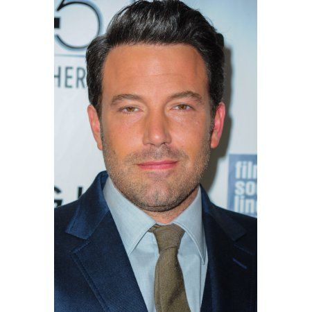 Ben Affleck At Arrivals For Gone Girl World Premiere And Opening Night Gala At The 52Nd New York Film Festival Canvas Art - (16 x 20)