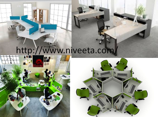 Niveeta Meets You Best Modular Office Furniture Manufacturer In Delhi That Gives A Stranded Look To