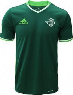 Real Betis Away Kit 2016-17  soccertips  223dcd5f0