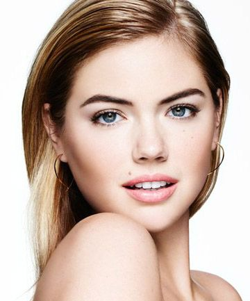 This Is The Only Tutorial With Gifs You Need To Master No Makeup - Kate-upton-no-makeup