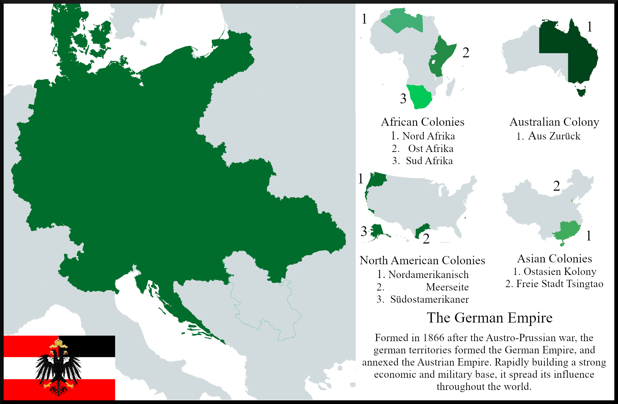 Pin By Quen Langston On Alternate Flags And Maps Cartography Map Germany Map Alternate History