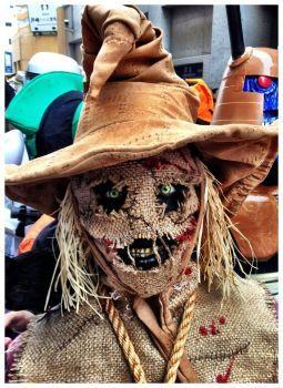 Halloween: The Scarecrow by tokyo-dude on DeviantArt