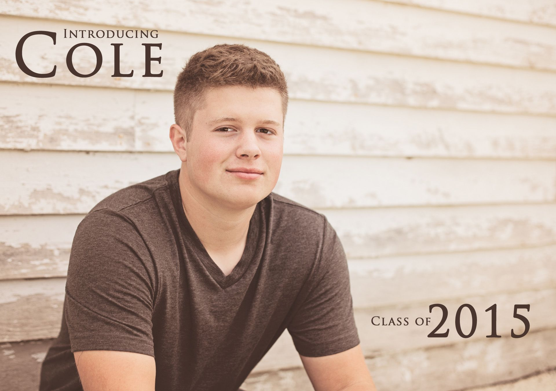 Introducing Cole   Class of 2015 Cole is up on the blog: http://petersoncreativephoto.com/?p=4675 #classof2015 #seniorpictures #minnesota