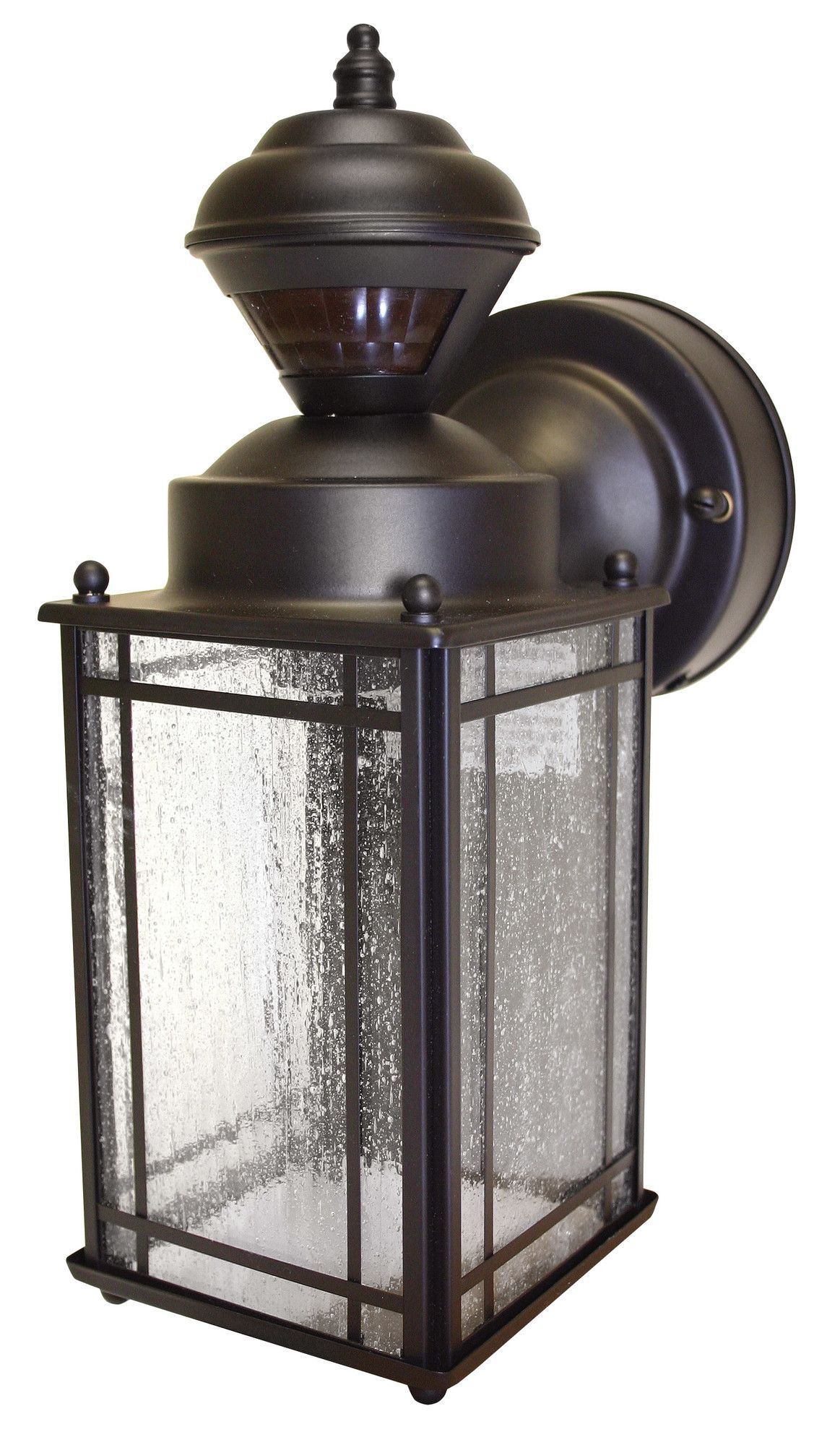 Motion activated light wall lantern security light products