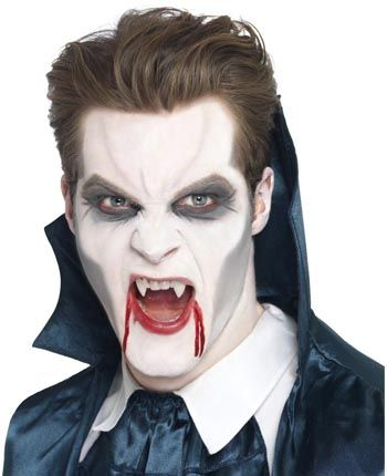 Best and Scary Halloween Makeup Ideas 2017 Maquillaje, Maquillaje - maquillaje de vampiro hombre
