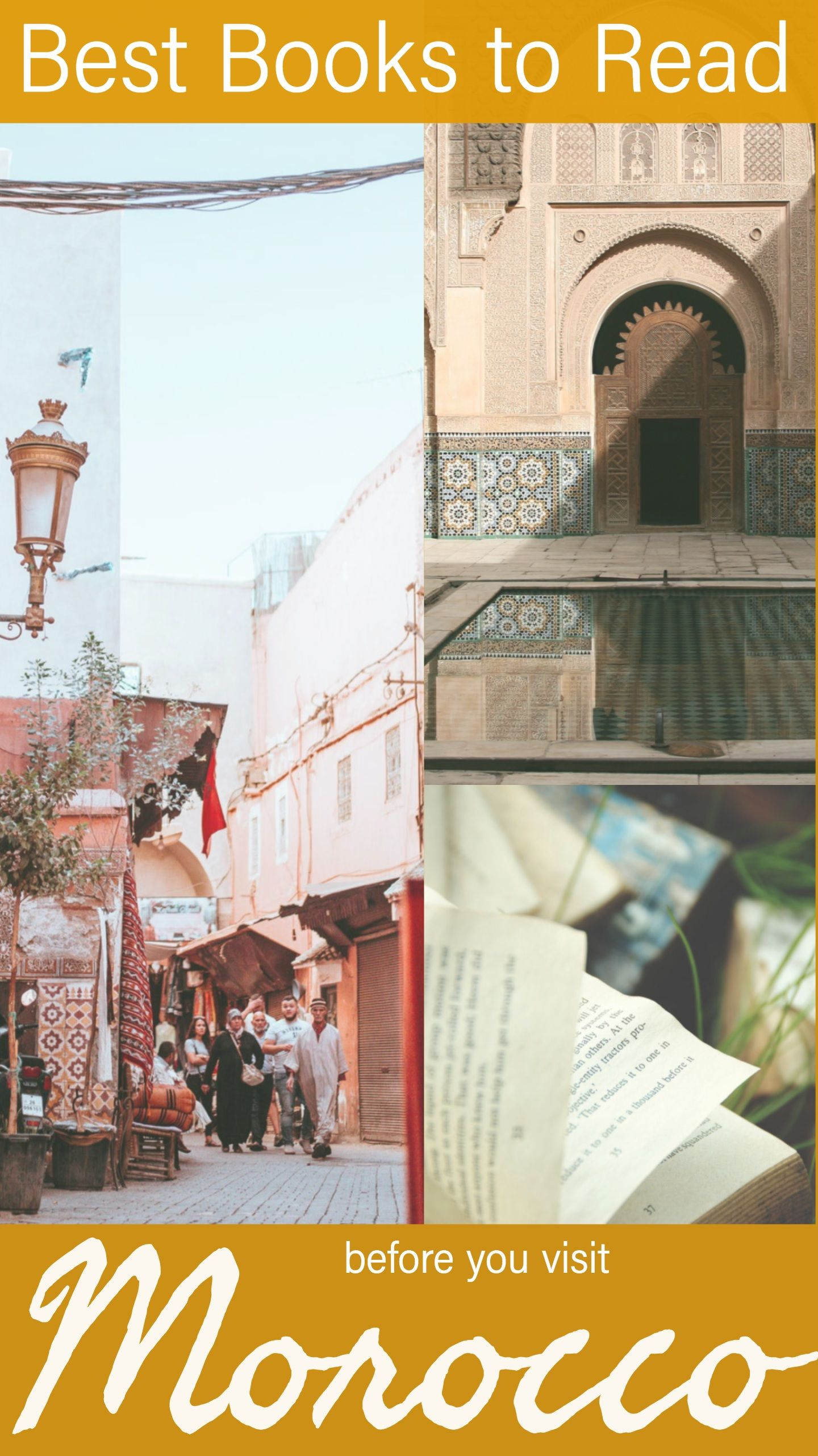 Best Books About Morocco What to Read Before You Visit
