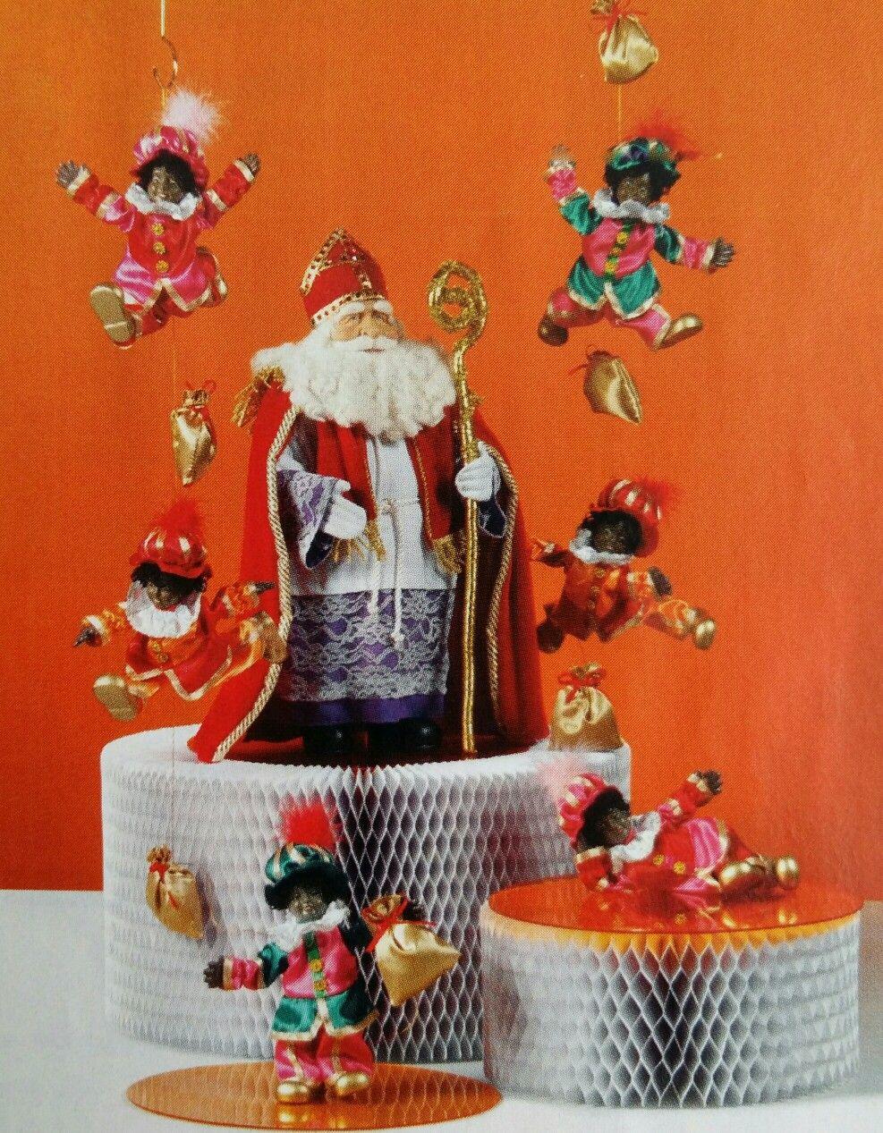 Etalage Decoratie Materiaal Decoraties Decoratie Sinterklaas