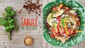 Tabulé de Vegetais