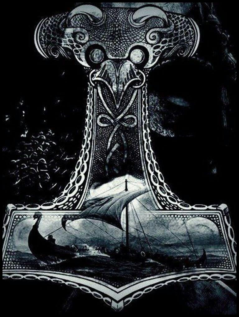 pingl par heikki k m r inen sur t pinterest vikings tatouage viking et mythologie. Black Bedroom Furniture Sets. Home Design Ideas