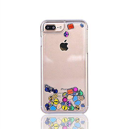 Amazon Com Iphone 7 Plus Case Isadenser Unique Kawaii Design 3d