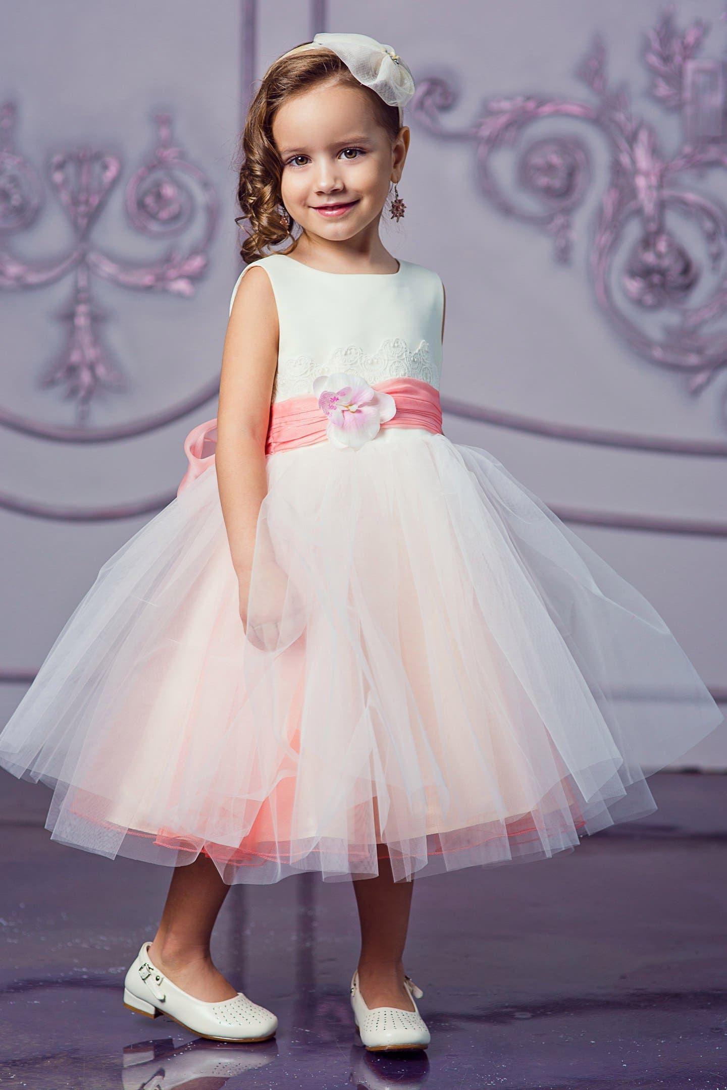 Платье из фатина для девочки, юбку туту своими руками (157 ...