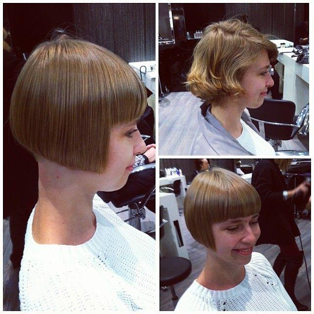 Bob Lyfe Go Shorter Bob Hairstyles Bob Haircut With Bangs Short Stacked Bob Hairstyles