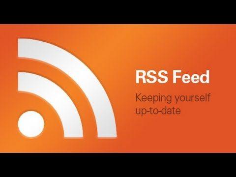 Modify Your Rss Feed In Kodi Rss Feed Increase Website Traffic