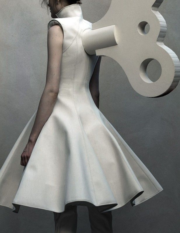 All clothes and accessories Gareth Pugh AW14