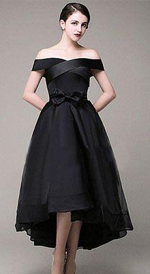Little Black Dress evening dress cocktail dress wedding guest