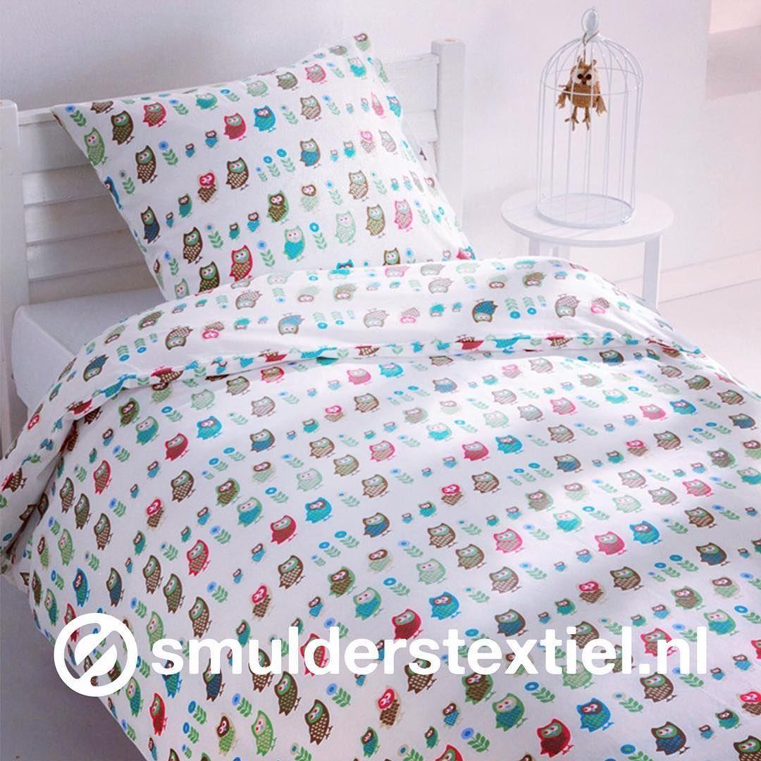 #nightdream #birds #flanel #dekbedovertrek #bedtextiel #beddengoed #bedtextiel #kids #bedroom #slapen #sleep #homestyle #homestyle #home #interieur #woonideeen #wooninspiratie #inspiratie #wonen #dieren #uil