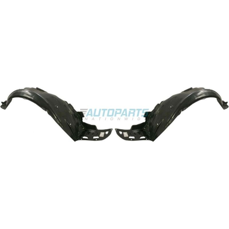 New Front Left & Right Fender Liner Fits 2005-2008 Acura