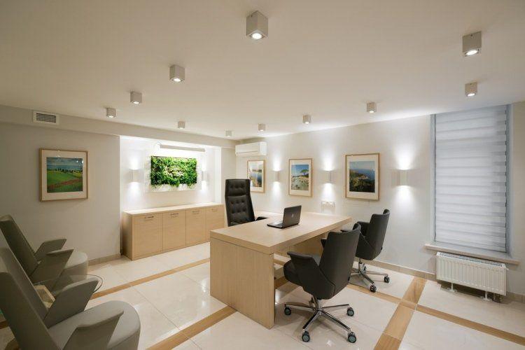 luminaire interieur bureau