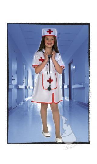 860663ca9 Disfraz de Enfermera para niñas Ref. 10824 | Disfraces infantiles ...