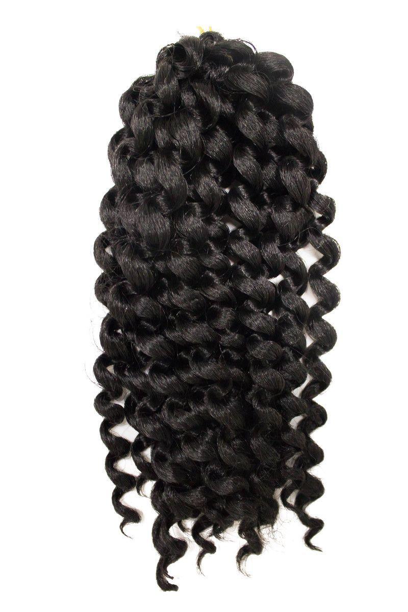 Twin Peak Deja Vu Samba Twist Synthetic Crochet Braids Natural Kinky