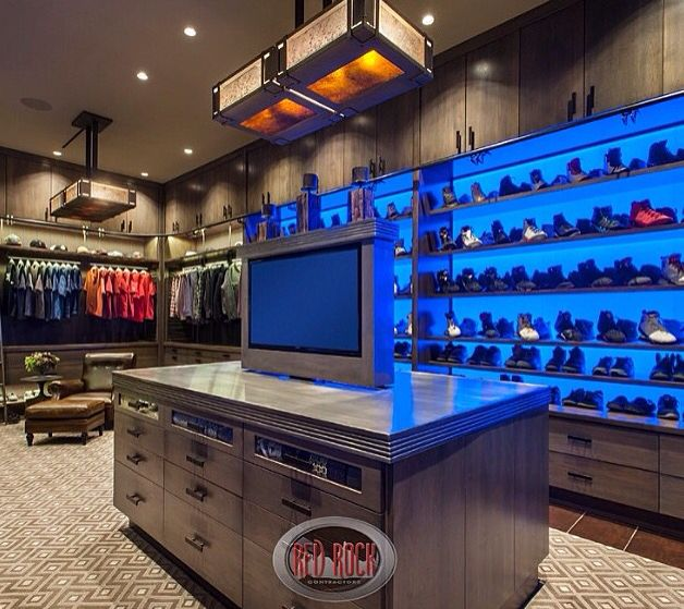 modern luxury master closet. man cave closet modern luxury master closet