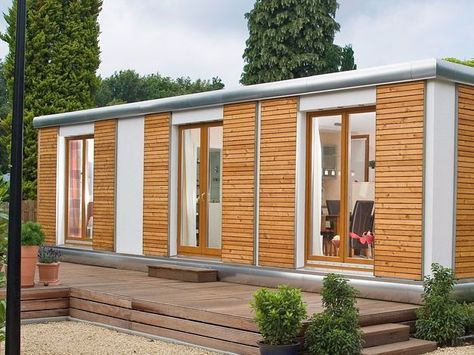 Tiny Houses: You can buy these mini houses in Germany