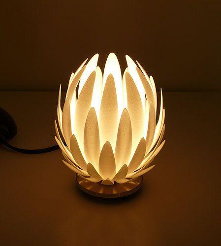3d Printed Lamp Lamp 3d Printing Lamp Design