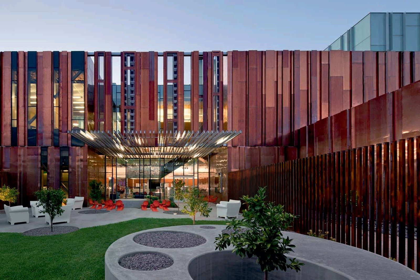 South Mountain Community Library 05 #architecture