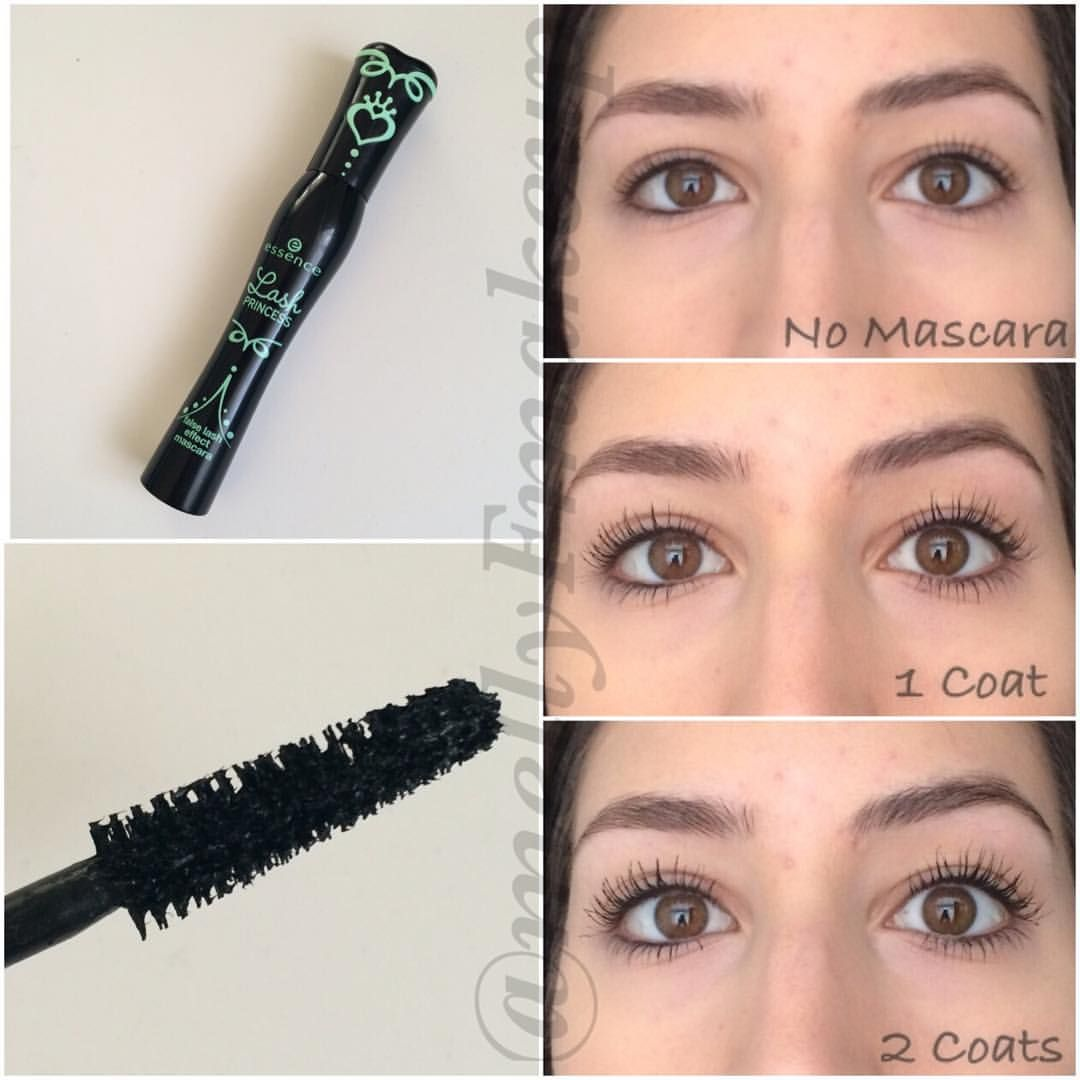 981e12f83b9 Essence Lash Princess False Lash Effect Mascara. Follow my instagram  @mellyfmakeup for more!