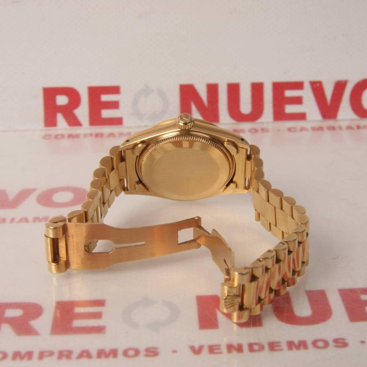 Reloj Rolex Oyster Perpetual Datejust 6827 Oro Segunda Mano E277040 Rolex Relojes Rolex Rolex Oyster Perpetual