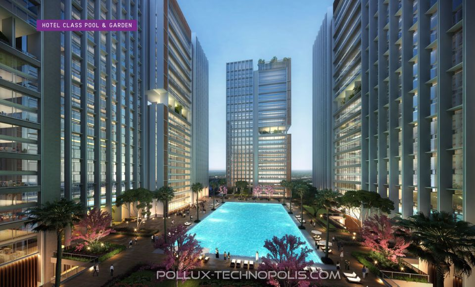 Apartemen Pollux Karawang