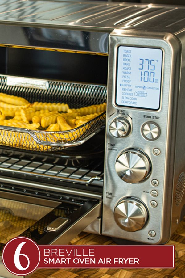 Breville Programmable Smart Convection Oven Air Frying Dehydrating Smart Oven Air Recipe Oven