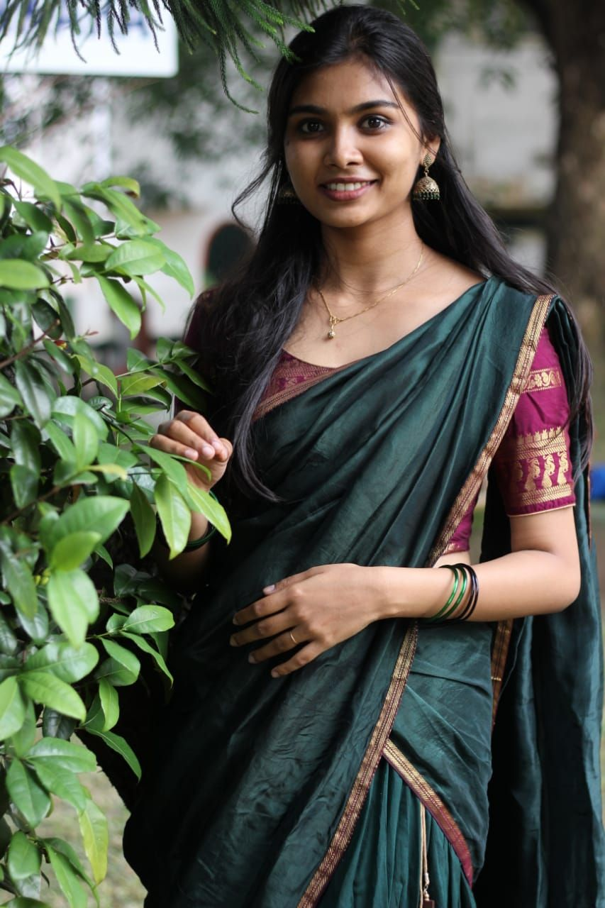 Ashna Sudheer In Half Saree In 2020 Beautiful Women Pictures Most Beautiful Indian Actress India Beauty Women