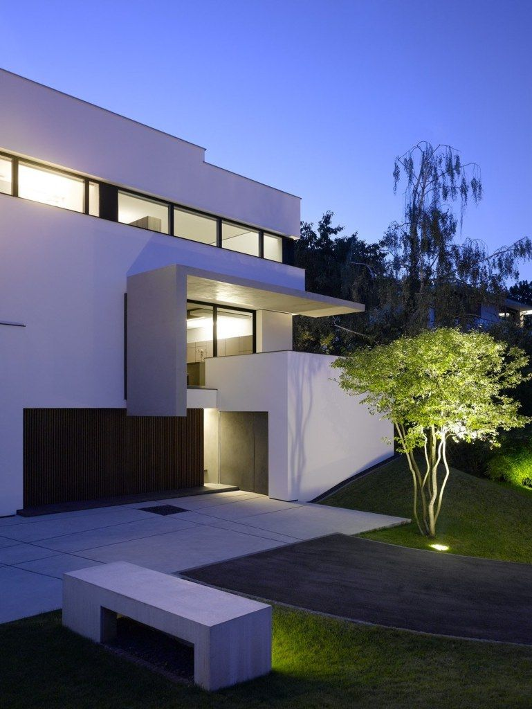 StraussResidence  HOME Casas  Pinterest  Haus Architektur