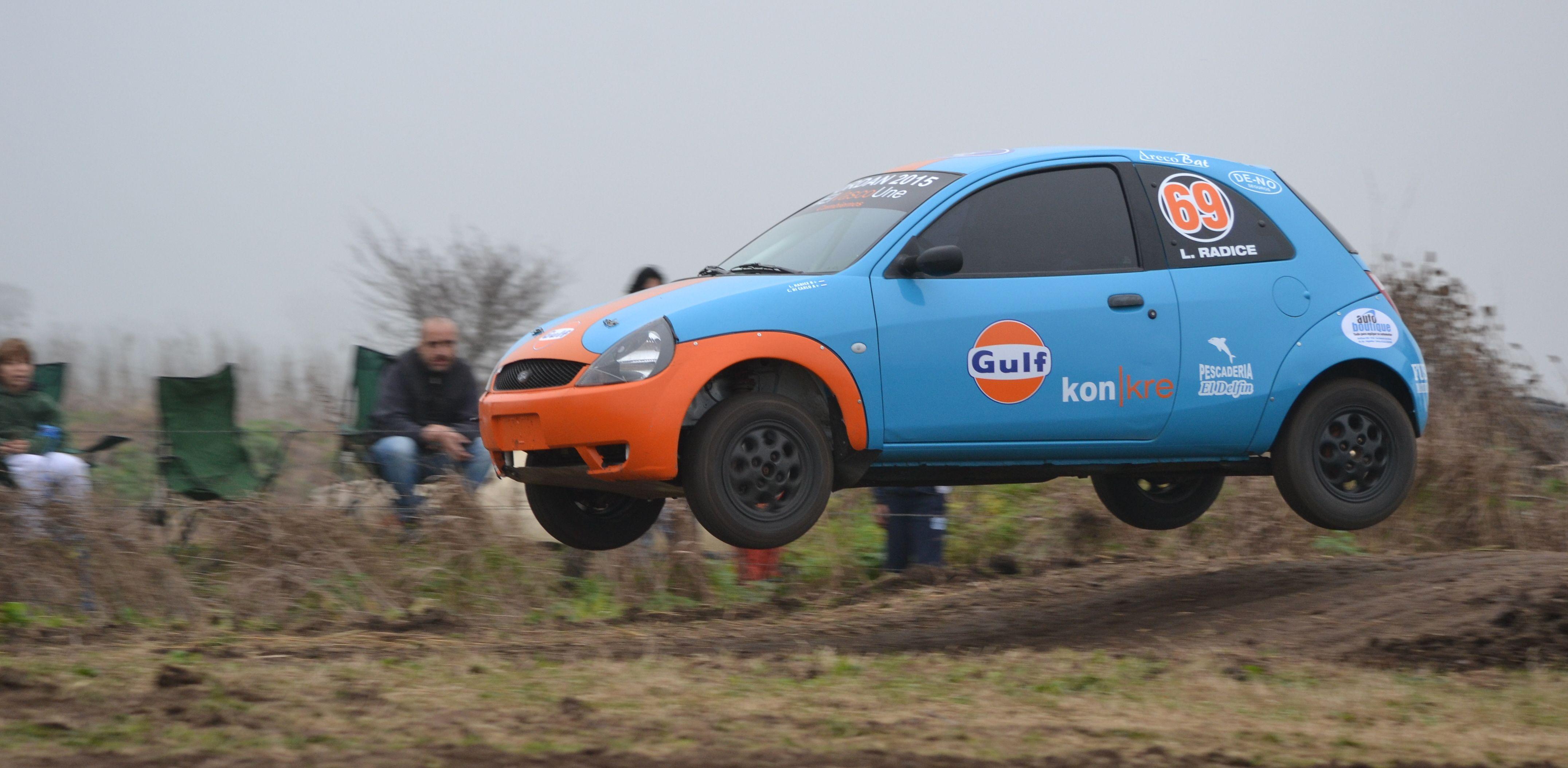 Rally Federal 4º Fecha Pergamino Ford Ka Piloto Lucas